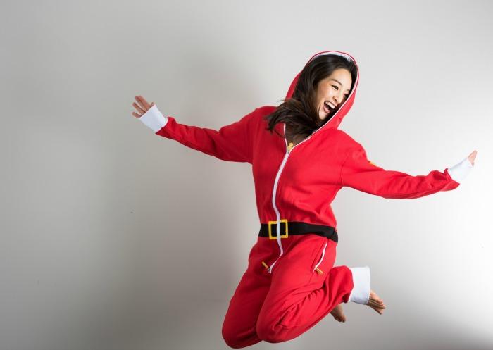 Tipsy Elves santa suit
