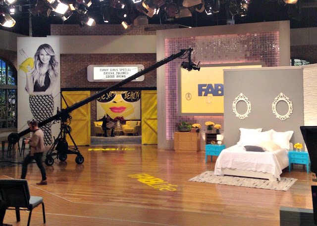 fablife, show, lauren makk, joe zee, chrissy teigan, tyra banks, talk show, fashion, DIY, cooking, culver studio, los angeles,
