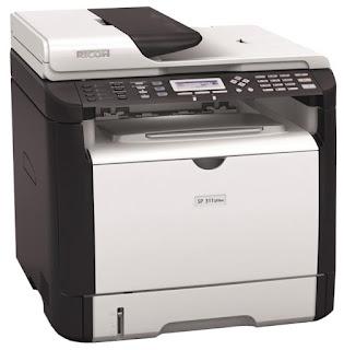 Download Printer Driver Ricoh SP 311SFNw