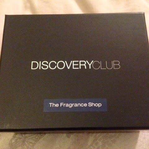 The Fragrance Shop Discovery Club Box
