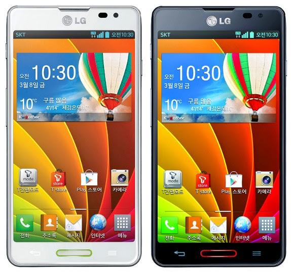 LG Optimus LTE 3 F260S