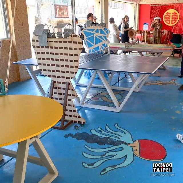 【島中的小店】廢棄旅舍變身藝術小店集散地 享受熱鬧的海濱青春