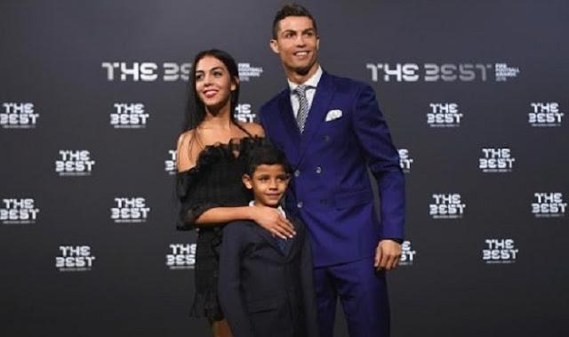 Georgina, Penjaga Toko yang Jadi Kekasih Cristiano Ronaldo