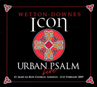 Wetton Downes Icon Urban Psalm Live