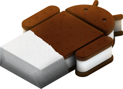 samsung galaxy s II and galaxy note ice cream sandwich android 4.0 update