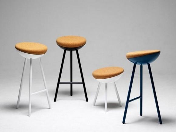 Sitting stool furniture designs ideas.   An Interior Design