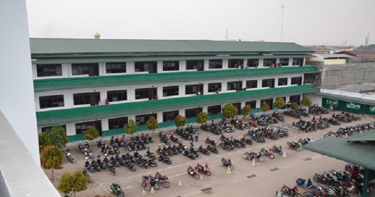 Gedung Univa Medan.