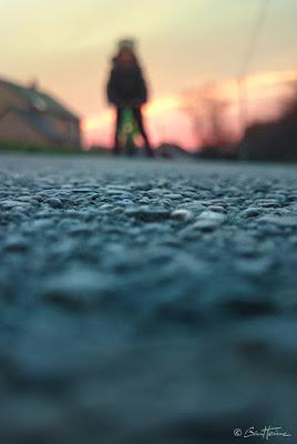 Promenade, photo by Ben Heine