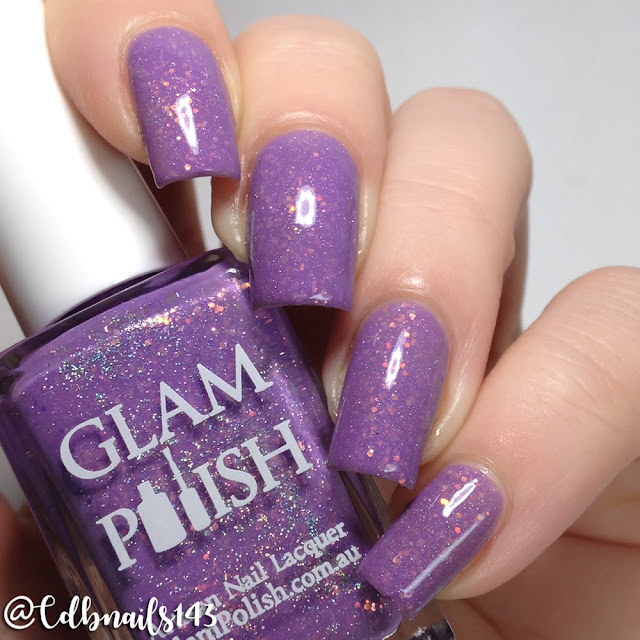 Glam Polish-City Of Stars