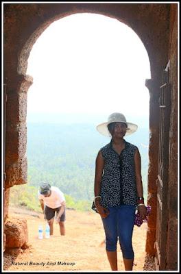Chapora Fort, North Goa