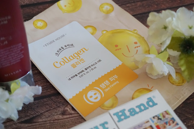 Etude House - I Need You Mask Collagen Mask
