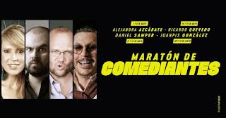 MARATÓN DE COMEDIANTES 2019 | Teatro Nacional