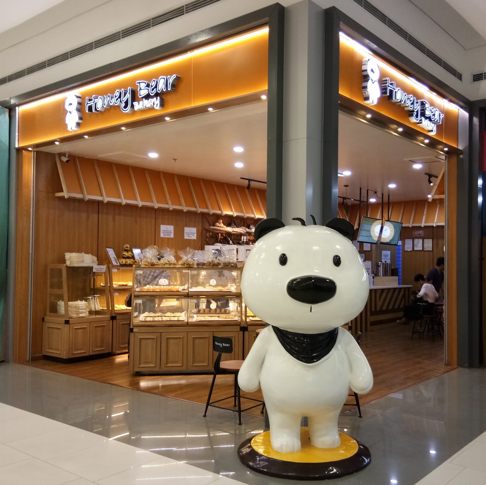 Terrific Honey Bear Bakery Opens At Sm City San Jose Del Monte Food Download Free Architecture Designs Scobabritishbridgeorg