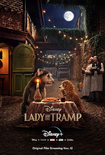 Lady and the Tramp (Web-DL 720p Dual Latino / Ingles) (2019)