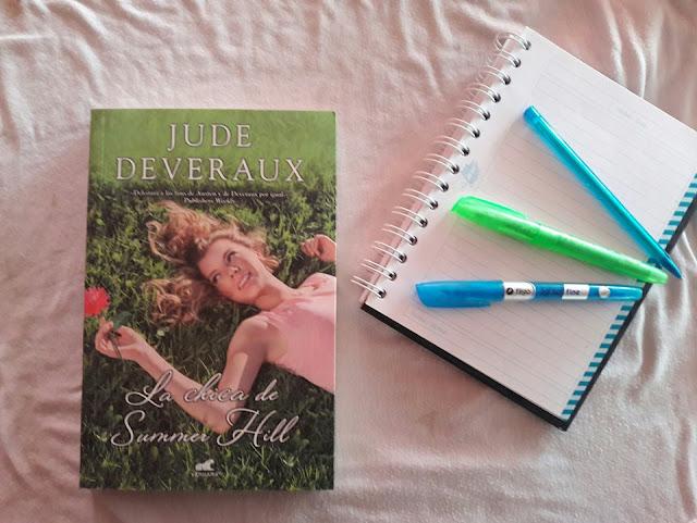 """La chica de Summer Hill"" por Jude Deveraux"