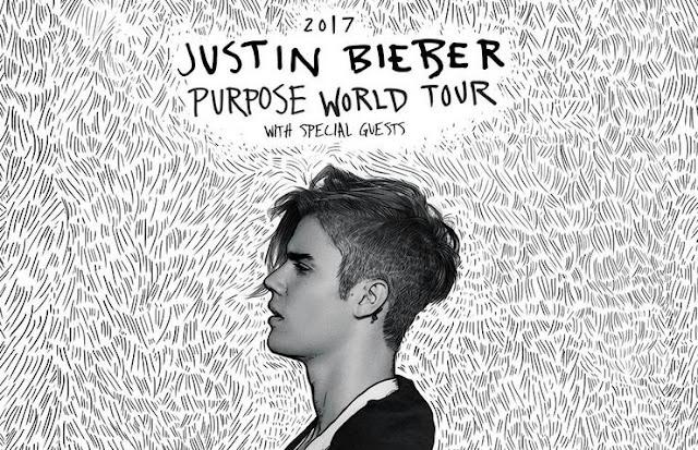 Boletos para Justin Bieber en Monterrey Febrero 2017