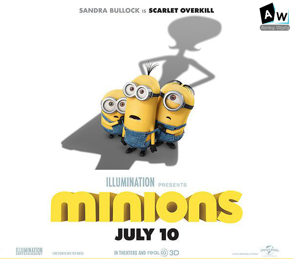 Minions the movie [2015] [HD] [720p] Free Download In Hindi 1