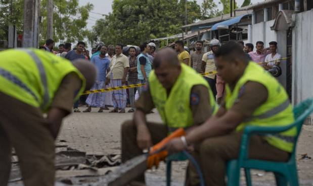 East Sri Lanka tense after Easter planes connected to locale - rictasblog