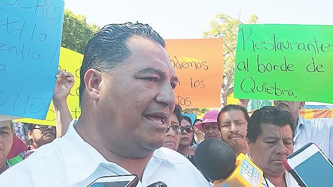 Empresarios piden al gobierno que baje el cobro de impuestos