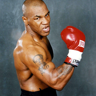 Mike Tyson vs Anthony Joshua