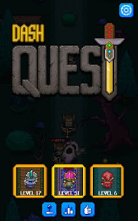 Dash Quest Mod Apk Unlimited Money/Skill Free Download For Android