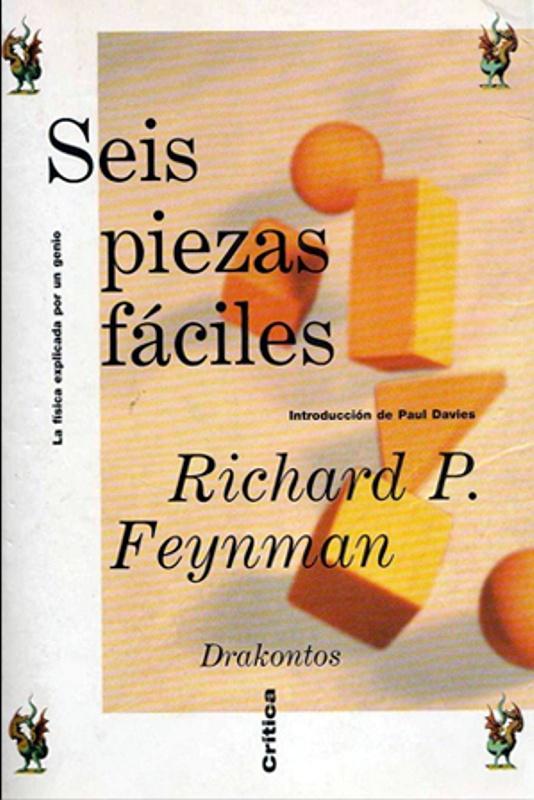 Seis piezas fáciles – Richard P. Feynman