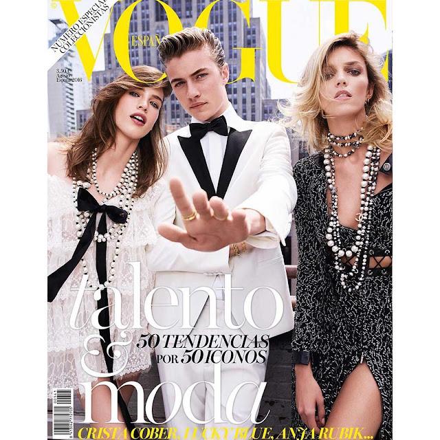 Regalos revistas agosto 2016: Vogue