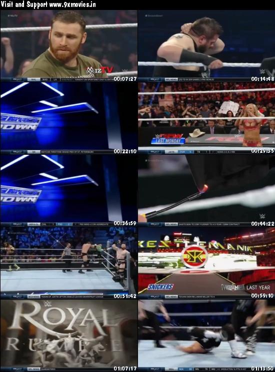 WWE Thursday Night Smackdown 10 March 2016 HDTV 480p