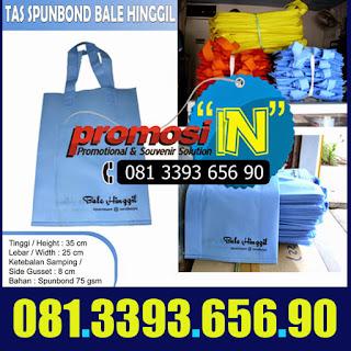 Produsen Tas Kain Spunbond Untuk Promosi