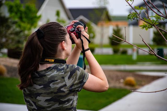 Nikon D850  view