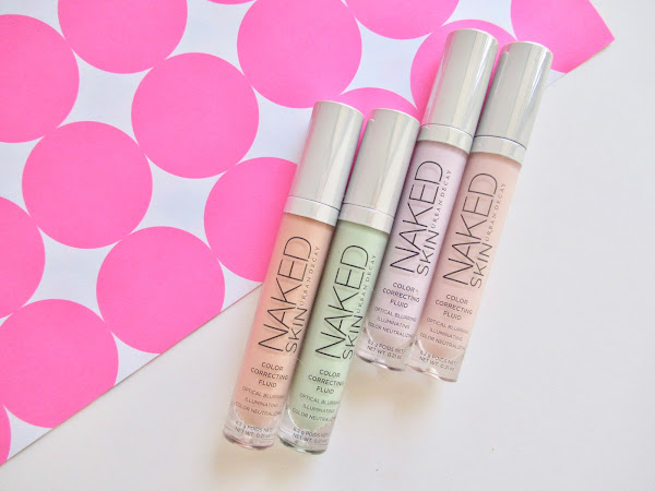 Reseña: Color correcting fluid de Urban Decay