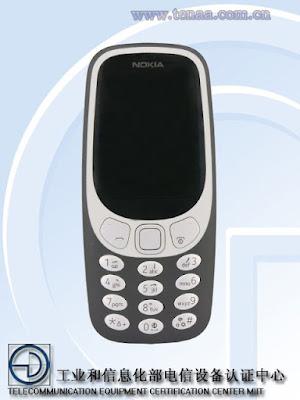 Nokia 3310 4G TA-1077