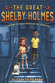 The Great Shelby Holmes middle grade book review