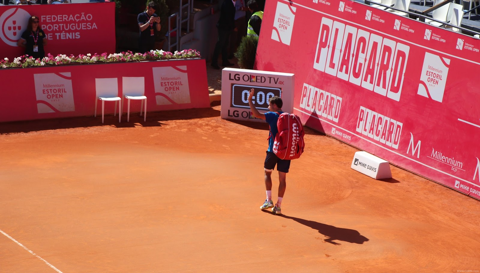 Pablo Carreño-Busta - Millennium Estoril Open 2017