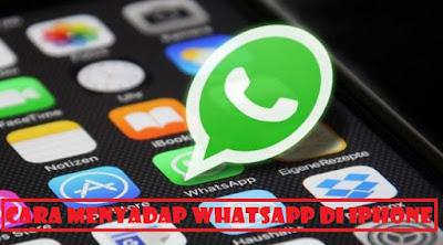 Saat ini WhatsApp merupakan aplikasi perpesanan terpopuler dan memiliki basis pengguna pa Cara Menyadap Chat WhatsApp Pasagan di iPhone Tanpa Katahuan