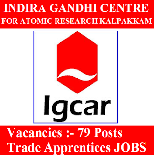 Indira Gandhi Centre for Atomic Research, IGCAR, Tamil Nadu, TN, Trade Apprentice, Apprentice, 10th, freejobalert, Sarkari Naukri, Latest Jobs, igcar logo