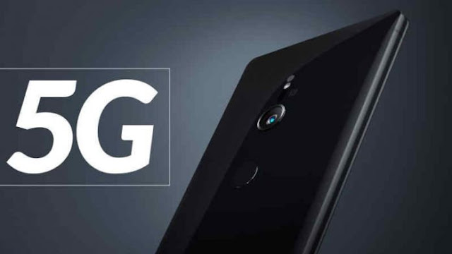 Android Phone with 5G Network, Introduced at MWC 2019 Event