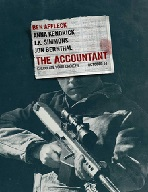 Sinopsis Film The Accountant  (2016)