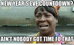happy new year eve meme