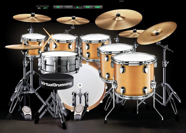 tisotit virtual drum machine. Black Bedroom Furniture Sets. Home Design Ideas