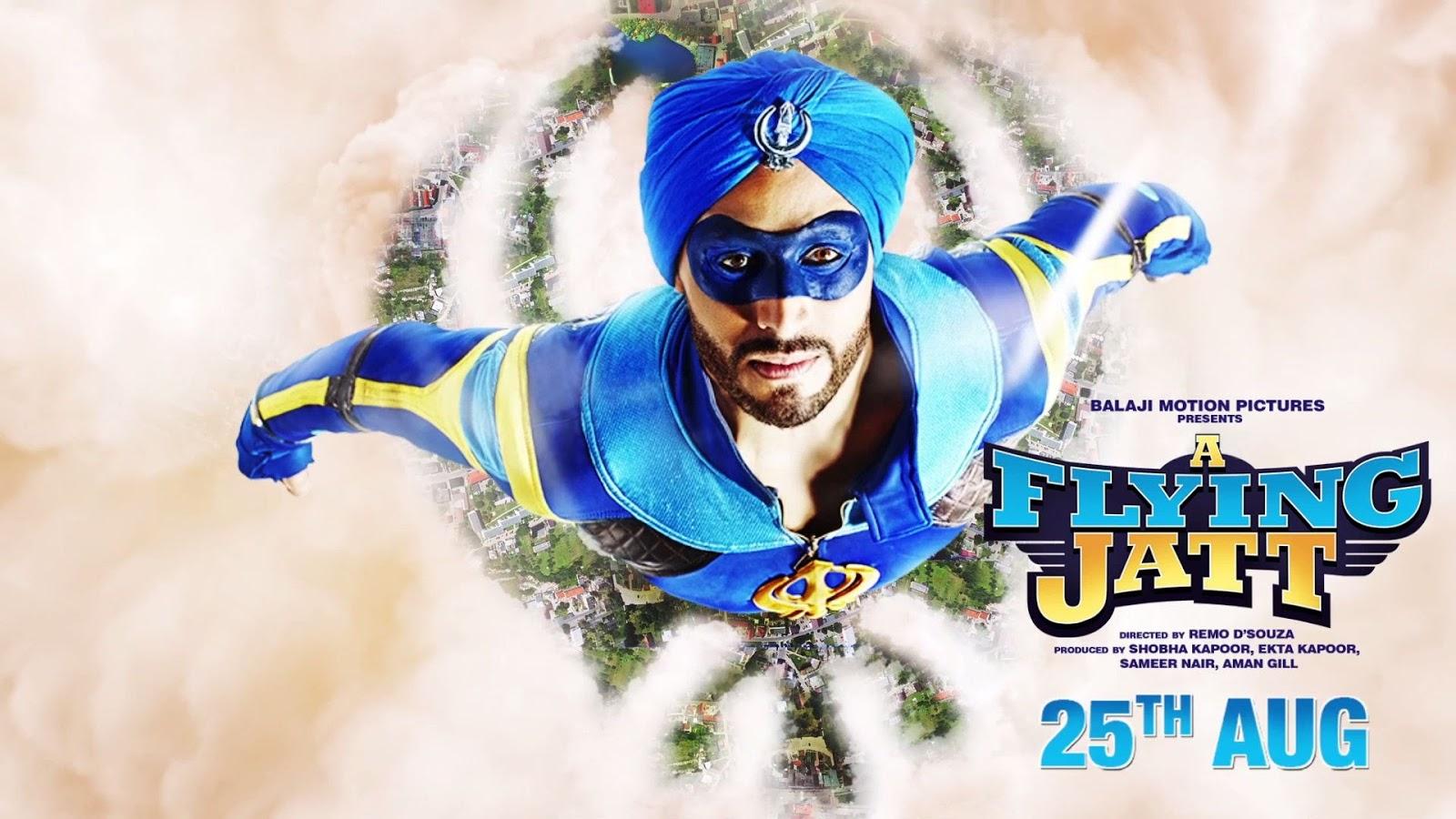 Wallpaper download jat - Bollywood New Upcoming Movies Flying Jatt Hd Wallpapers