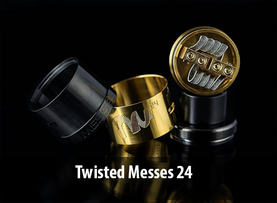 Twisted Messes 24 Compvape
