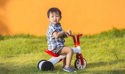 Manfaat Sepeda Untuk Anak