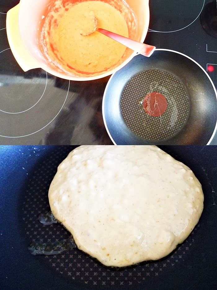 Classic Pancakes nach Cynthia Barcomi