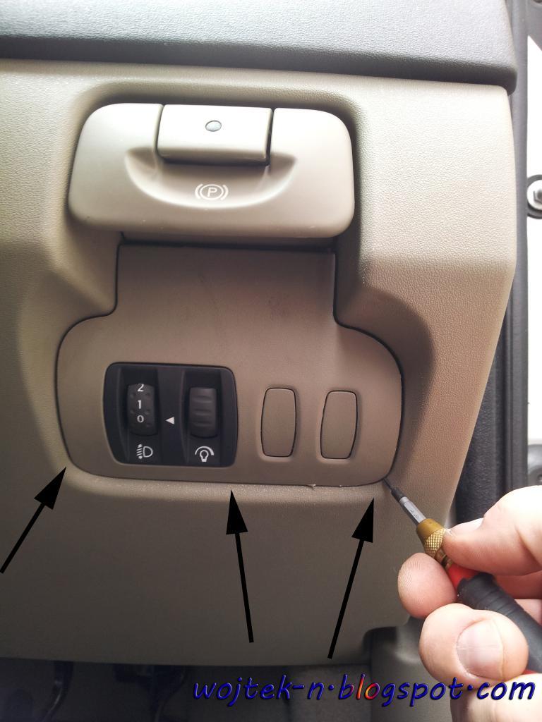 Wojtek N Clutch Parking Sensor Problem Error In Renault