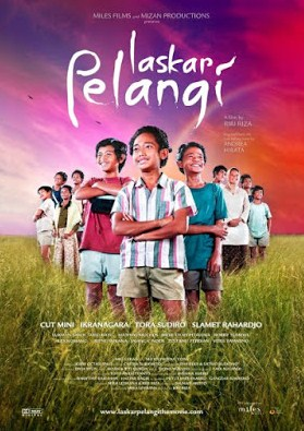 Download Film Indonesia Laskar Pelangi (2008) DVDRip Full Movie