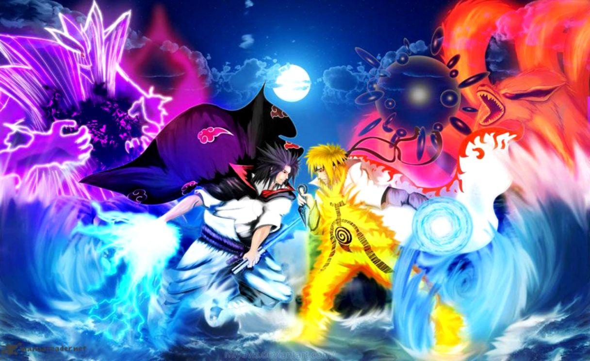 Anime Naruto Hd Desktop Wallpaper Lib Wallpapers