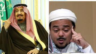 Terkait dengan Sinyal Pertemuan Empat Mata Antara Raja Salman dan Habib Rizieq Shihab, Ini Penjelasan Pengacaranya