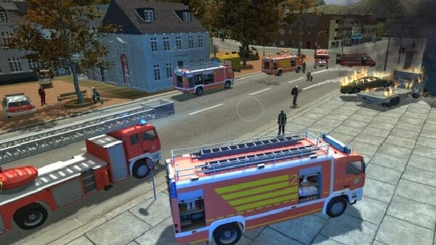Download Game FireFighters 2014 Full Version