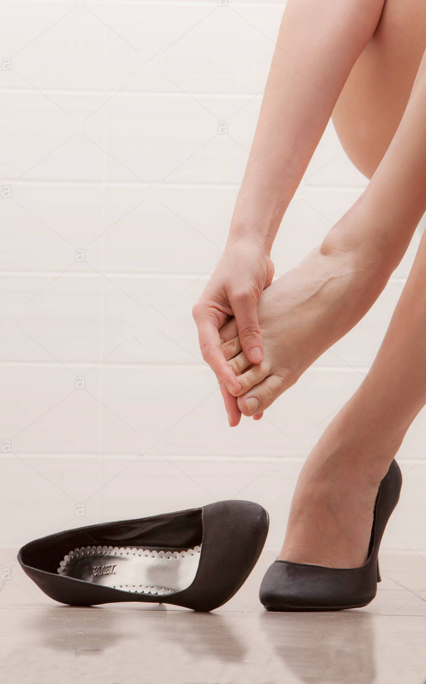 how to stop sore legs from standing too long
